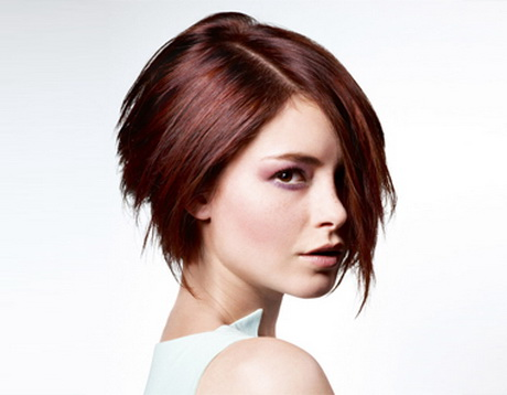 mittellange frisuren lockige haare