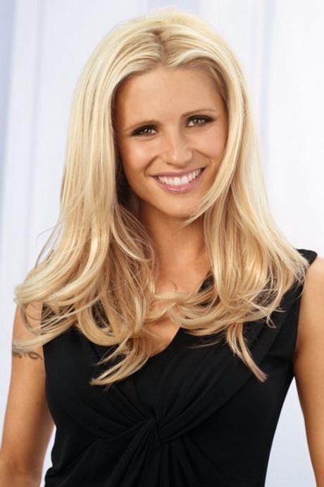 blonde frisuren lange haare