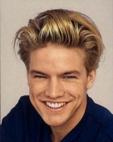 Blonde haare bei männern