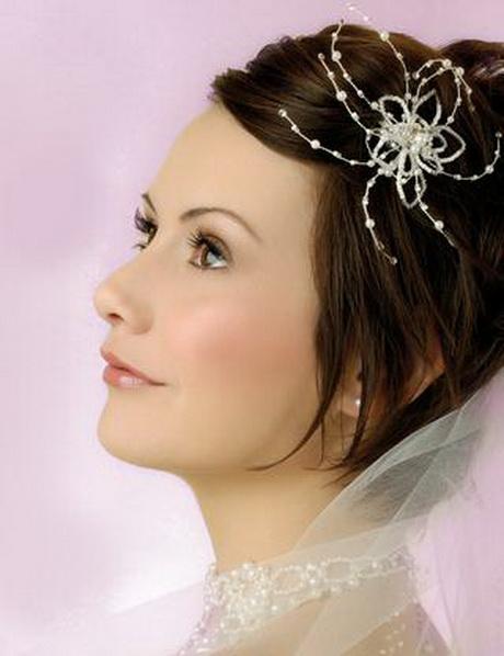 Brautfrisuren kurze haare 2014 trendige kurzhaarfrisuren für