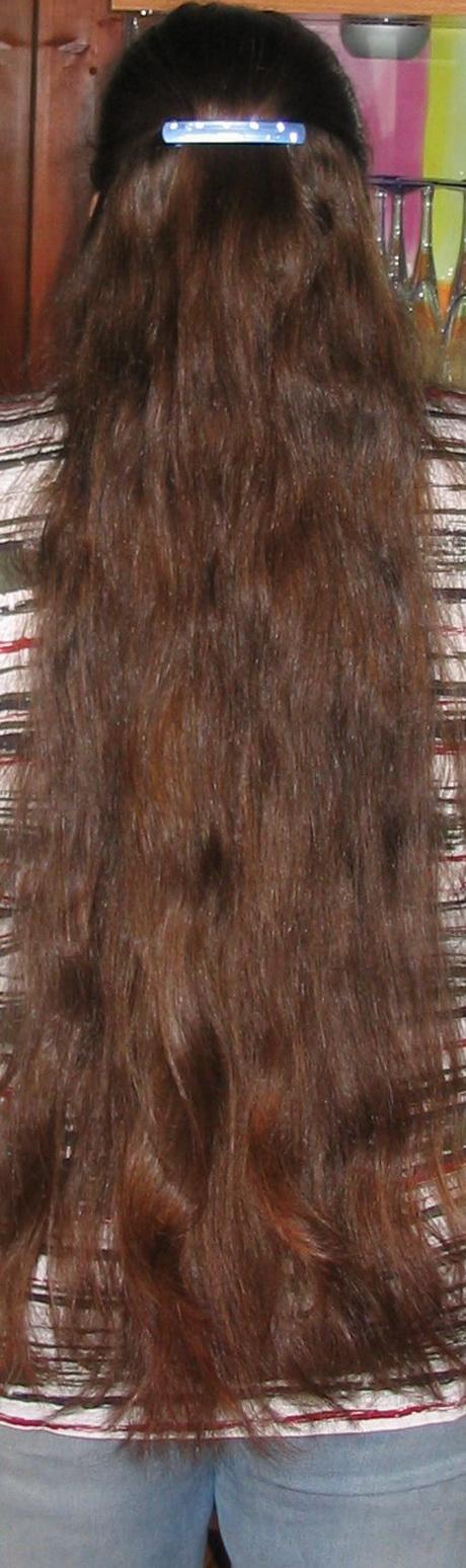 Frisuren Dicke Lange Haare
