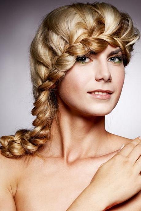 flecht frisuren lange haare