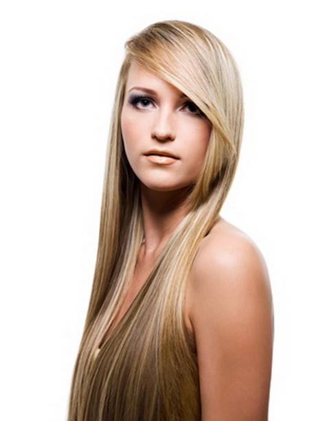 Frauenfrisuren Lange Haare