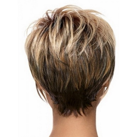 ... Pixie Hairstyles Fine Hair. on back view short pixie hairstyles 2015