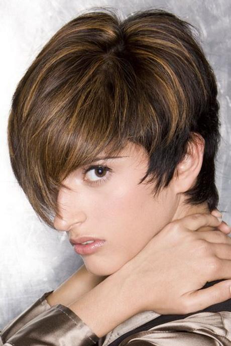 Frisur Pixie