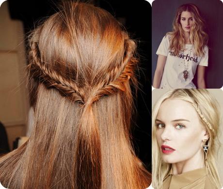 Frisure Lange Haare