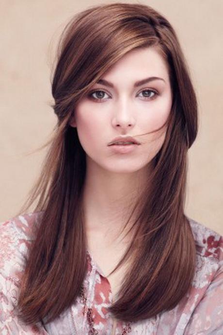 Trendige Frisuren Für Lange Haare