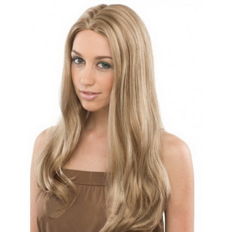 frisuren blond lang