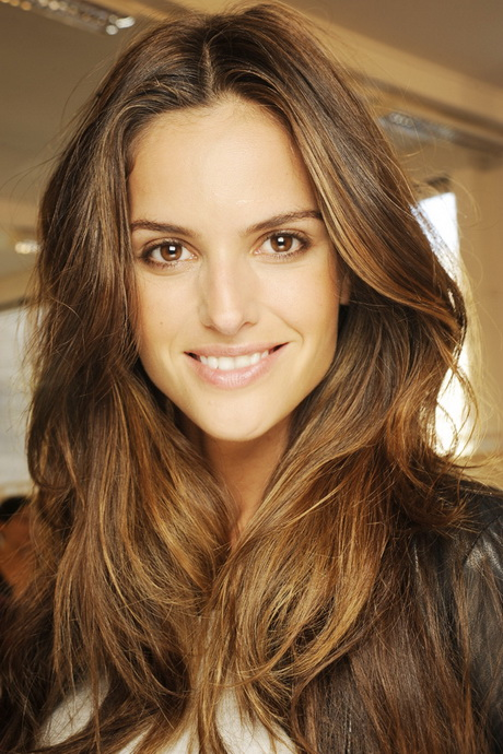 Frisuren damen lang 2014 trendige frisuren für damen modische