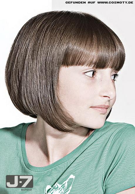 schöne frisuren glatte haare