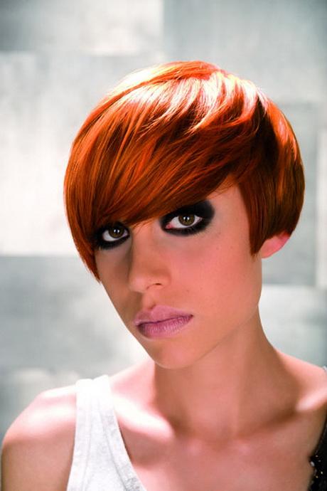 Frisuren Kurz Rot