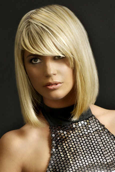 frisuren in nanopics heidi klum langer bob. Black Bedroom Furniture Sets. Home Design Ideas