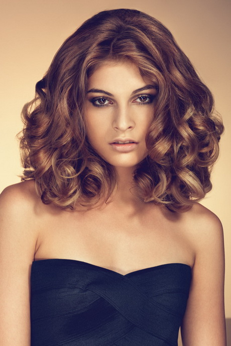 Frisuren Mit Locken : frisuren locken ~ Udekor.club Haus und Dekorationen