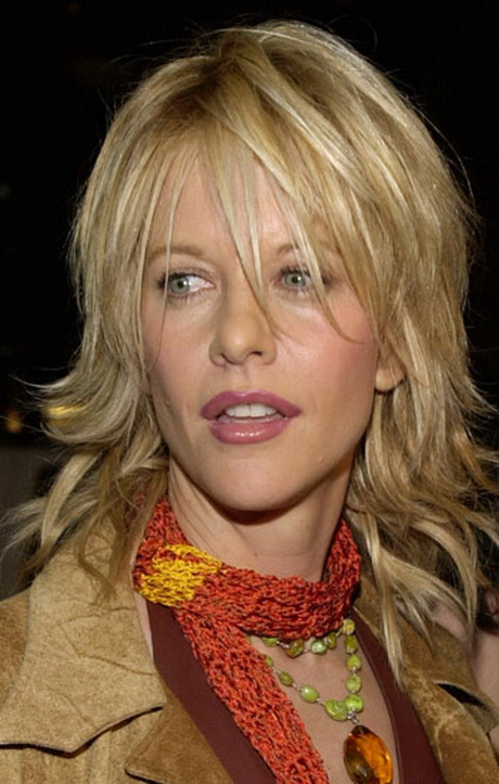 Frisuren Meg Ryan