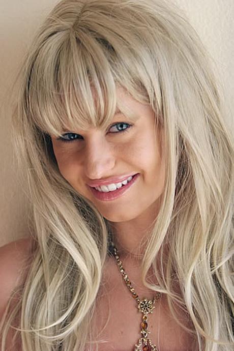 frisuren mit blonden haaren