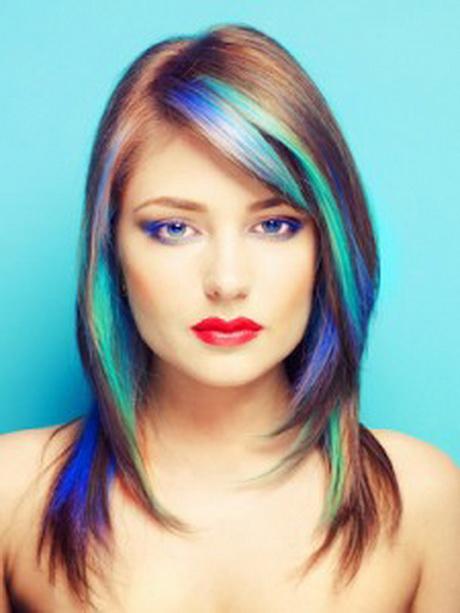 Frisuren und haarfarben 2014