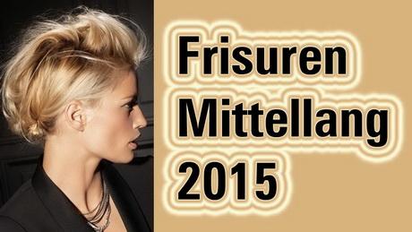 Frisurentrend 2015 - Trendfrisuren mittellang 2014 ...