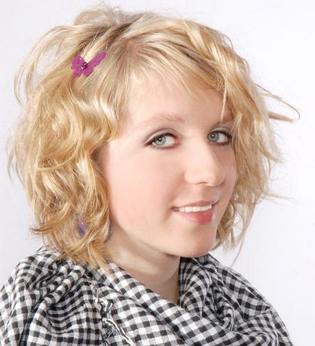 Haarschnitt bei locken - Frisuren bei naturlocken ...