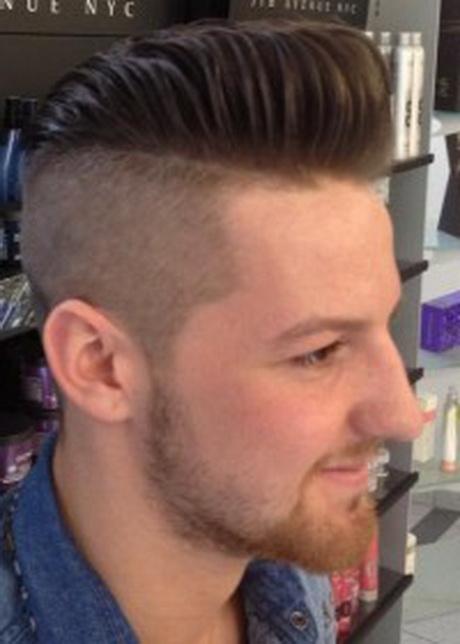 Haarschnitt Muster