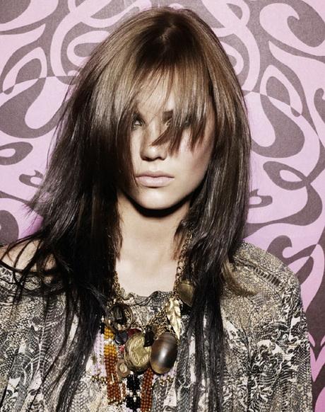 Haarschnitt Jugendliche