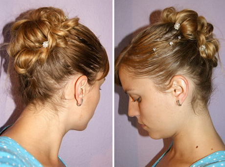 hochsteckfrisuren anleitung lange haare