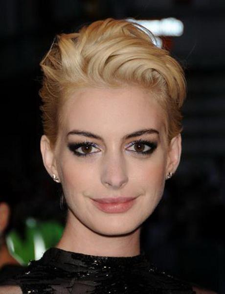 Blonde Kurze Haare