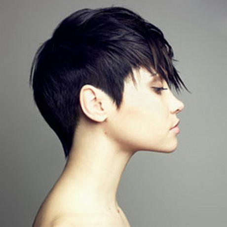 Kurze haare frisuren damen