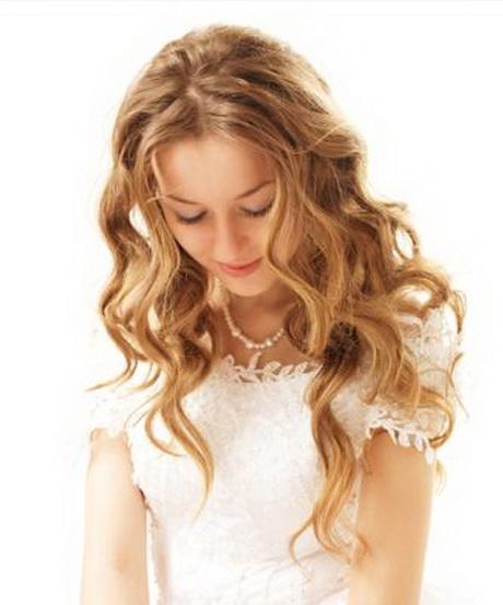 lange haare frisuren locken
