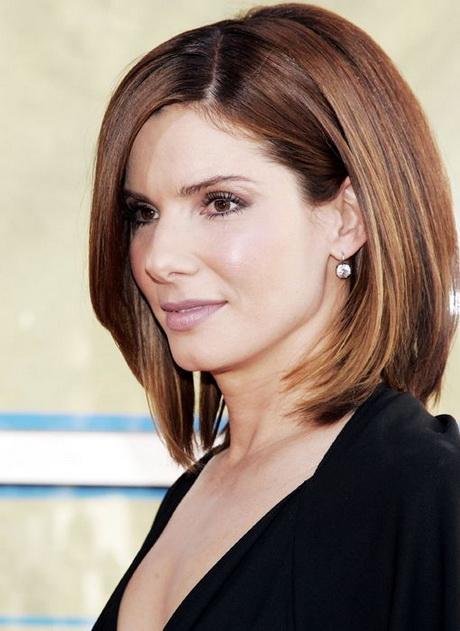 Sandra bullock short haircut