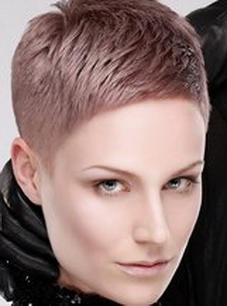 Pixie Cut Feines Haar