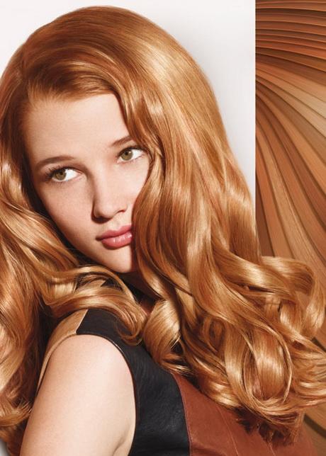 Rot blond haare