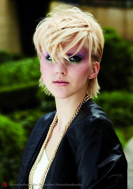 Frisuren 2012 damen mal brav mal frech die frisurentrends