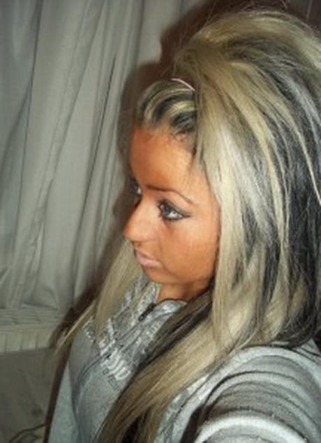 Haare Schwarz