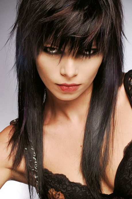 Stufenschnitte für langes haar
