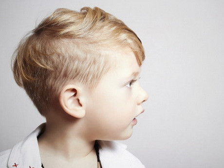kinderfrisuren jungen bilder