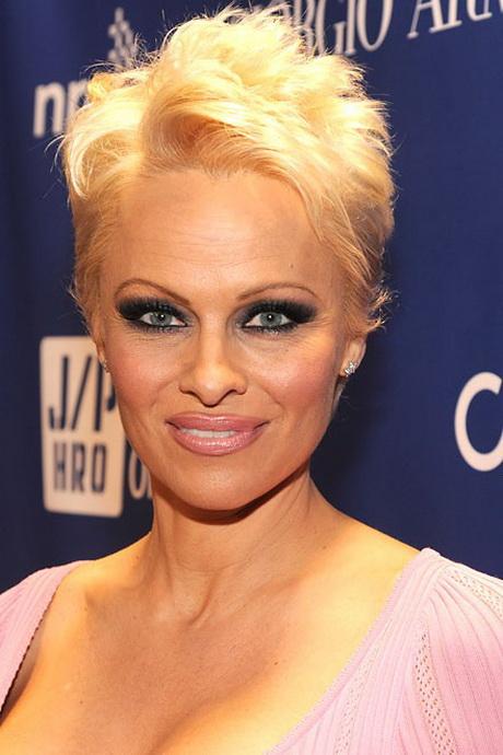 Pamela Anderson Kurze Haare