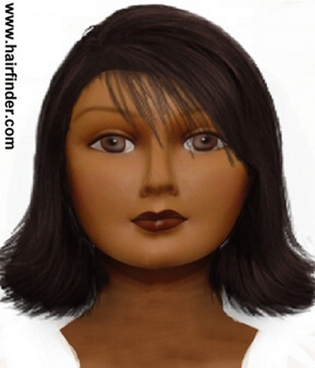 Frisuren dickes haar rundes gesicht