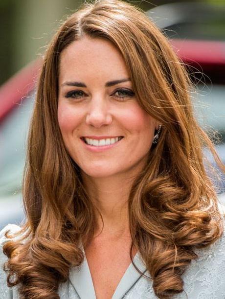 Prinzessin Kate Neue Frisur