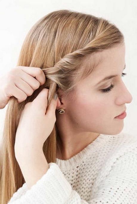 Dunkelbraune Haare Kurze Haare Nach Hinten Stylen Anleitung