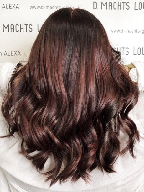 Frisuren haarfarben 2021