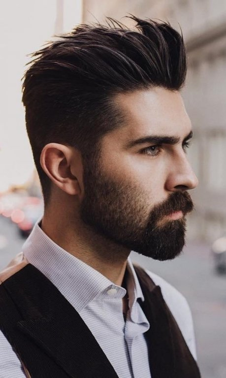 Frisurentrends 2021 für männer
