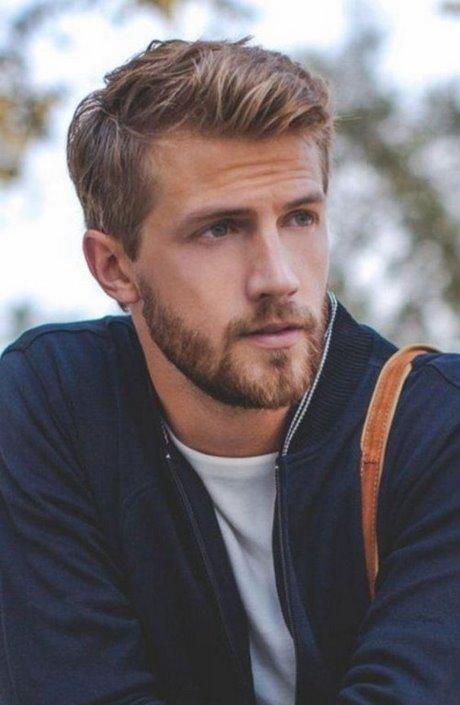 Frisurentrends 2021 männer kurz