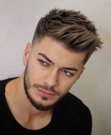 Männer haar frisuren 2021