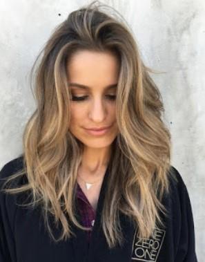 Sommer Haarfarben