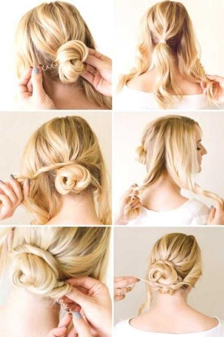 leichte flechtfrisuren für lange haare
