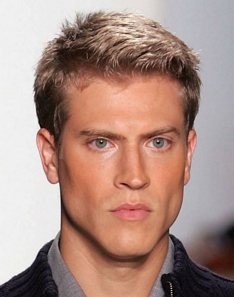 männerfrisuren kurz blond
