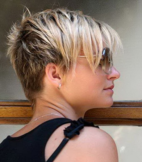 Frisuren Pixie Cut 2016