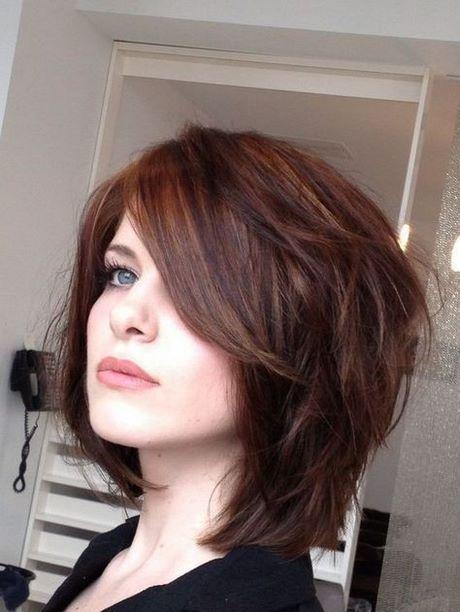 Frisuren für übergewichtige frauen