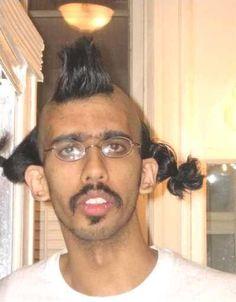 Hässliche Frisuren Männer