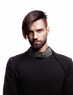 männer frisuren halblang